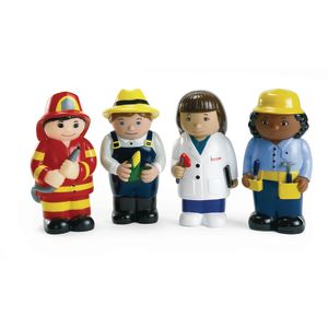 Excellerations® Our Soft Career Friends - Set 1