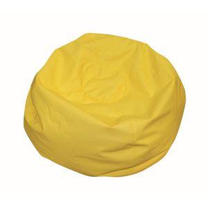Yellow Deluxe Beanbag - 35