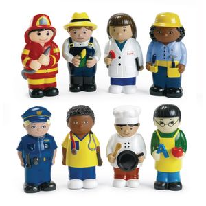 Excellerations® Our Soft Career Friends - Sets 1 & 2