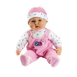"Lots to Cuddle 20"" Baby Doll - Caucasian"