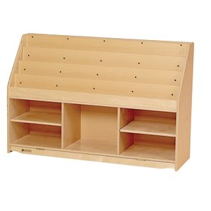 MyPerfectClassroom® Book Display Shelf Storage