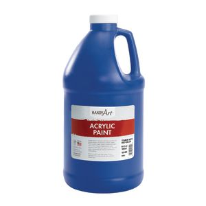 Acrylic Paint - 1/2 Gallon, Blue