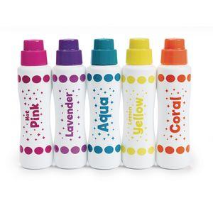 Do-a-Dot Art!™ Tutti-Frutti Shimmer Markers - Set of 5