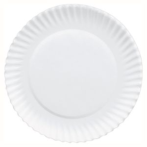 """6"""" Paper Plates - Case of 1000"""