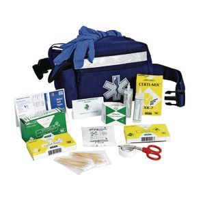Head Start First Aid Fanny Pack Kit - 72 Pieces