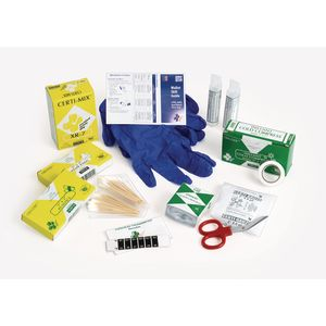 Head Start First Aid Kit Refill - 72 Pieces
