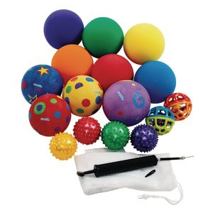 Toddler Tossables Ball Pack