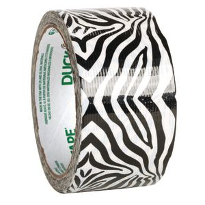 Duck Tape® - Zebra Stripes