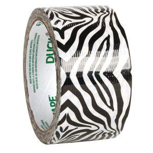 Duck Tape® - Zebra Stripes