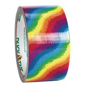 Duck Tape® - Rainbow, 10 yds.