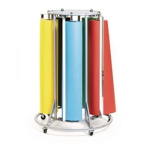 "Angeles® 5-Roll, 36"" Paper Rack"