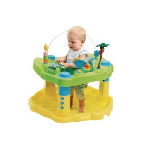 ExerSaucer® Bounce & Learn™ Zoo Friends