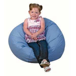 Cozy Woodland Beanbag - 26 Sky Blue