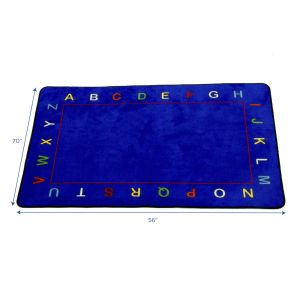 Angeles® Just Right Learning Rug - Alphabet