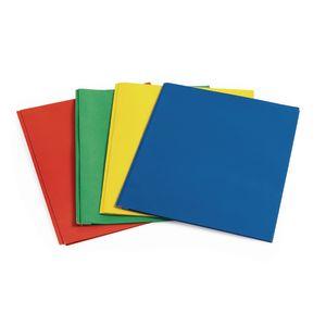 Pocket & Brad Folders - Set of 12