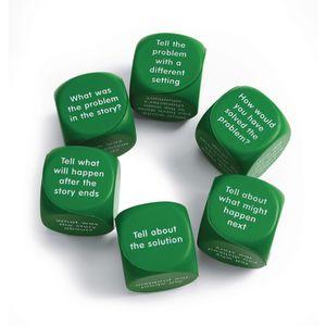 Retell-A-Story Cubes - Set of 6