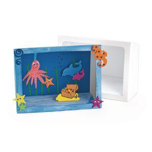 Jumbo Diorama Boxes - Set of 12