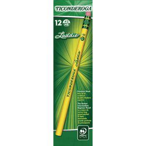 Ticonderoga® Laddie® No.2 Pencils - Set of 12