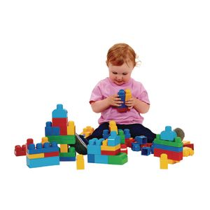 Mega Bloks® First Builders - 80 Pieces