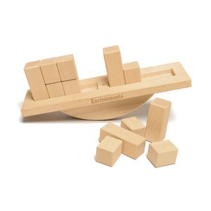 Environments® earlySTEM™ Rocking Block Balance