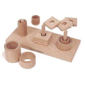 Environments® Three-Peg Board Set  #1