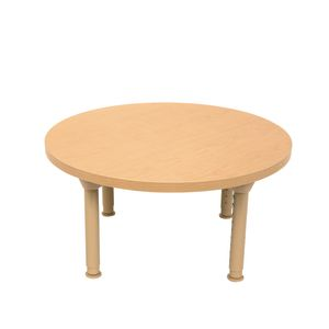 "Environments® 30"" Round Table with Metal Legs"
