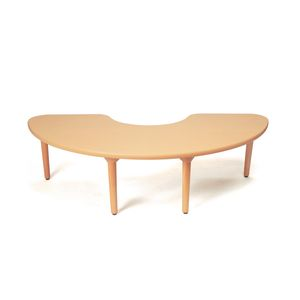 "Environments® 30"" x 60"" Group Table with Metal Legs"