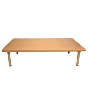 "Environments® 30"" x 60"" Rectangular Table with Metal Legs"