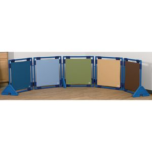 "Woodland PlayPanel® - 31"" x 31"" Panels, Set of 5"