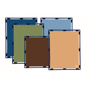 "Woodland PlayPanel® - 48"" x 60"", Set of 5"