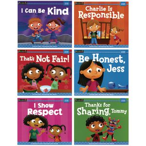 I Get Along With Others Book Set - 6 Titles