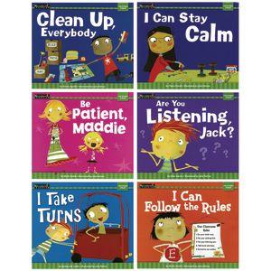 I Am In Control of Myself Book Set - 6 Titles