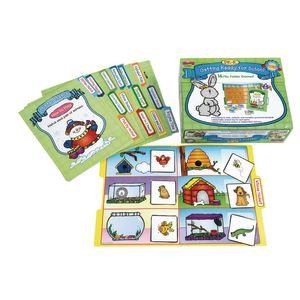 Getting Ready for Kindergarten File Folder Games