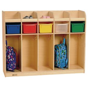 MyPerfectClassroom® 5-Section Locker - Toddler