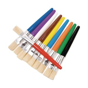 Flat Easel Brush