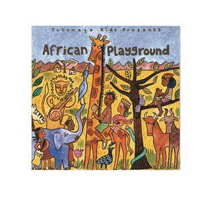 African Playground CD