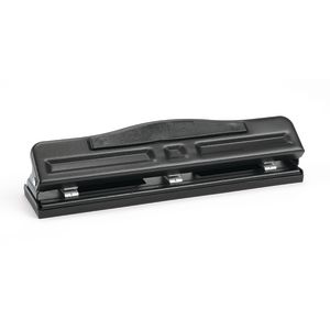 Officemate® Adjustable 3-Hole Punch