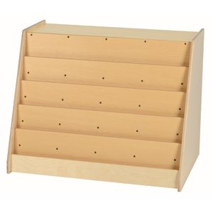 MyPerfectClassroom® Book Display with Rear Storage