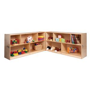 "30"" Fold & Roll Storage Cabinet"