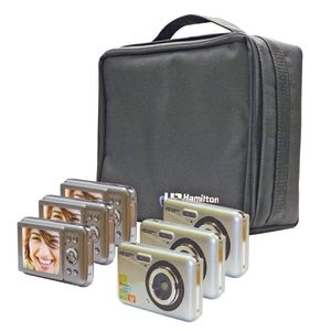Hamilton Buhl™12MP Digital Camera with Flash - Set of 6