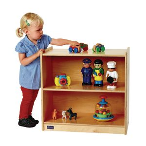 Toddler Birch Mini Shelf Storage