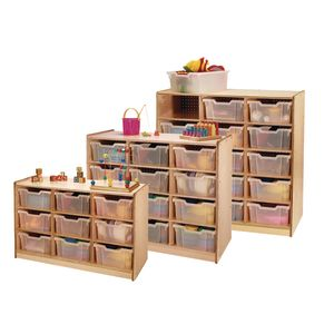 Storage Tray Cabinets