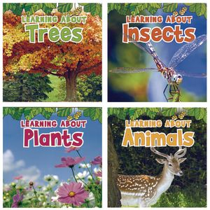 Science Vocabulary Paperback Books - 4 Titles