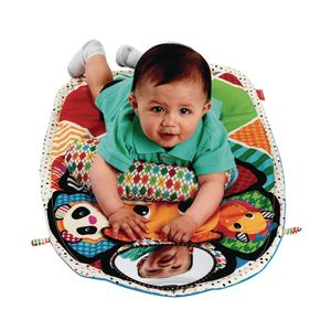 Peek & Play Tummy Time Mat