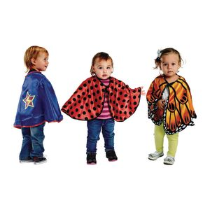 Capes - Set of 3