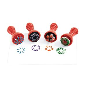 Creative Dabber Brushes - Set of 4