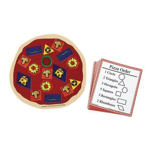 Excellerations® Shapes & Counting Pizzeria