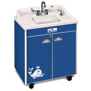 "Ozark River® ""Splasher"" Portable Hot Water Sinks"