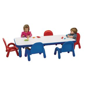 Angeles® BaseLine® Toddler Table and Chair Set