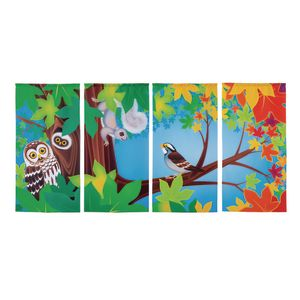 Environments® Tree Life Banners